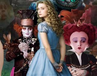 Alice de l'autre côté du miroir : Un nouveau trailer intriguant !