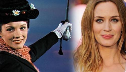 Mary Poppins reviendra sur grand écran pour Noël 2018