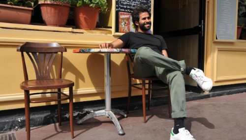 Jalil Tijani, l'humouriste qui ne «bêêâis comme les autres»