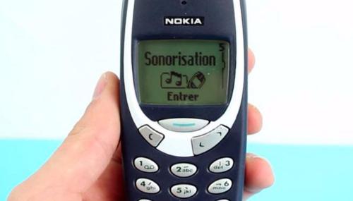 SONNERIE 3310 TÉLÉCHARGER