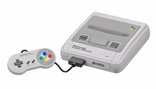 Nintendo préparerait une SuperNES Mini pour la fin d'année
