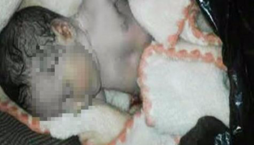 Découverte d'un nourrisson dans une benne à ordure à Khouribga