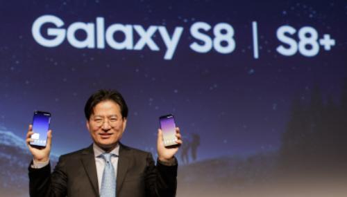 Les Samsung Galaxy S8 et S8+ arrivent au Maroc
