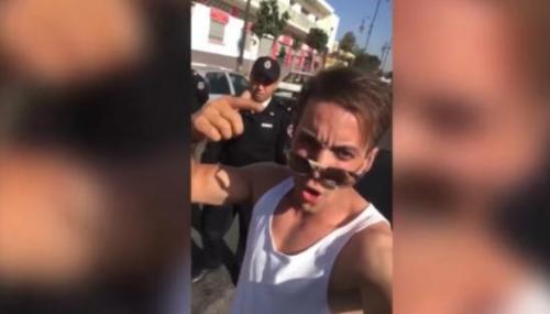 Affaire du jeune homme à la Ferrari : Le conducteur arrêté à Casablanca