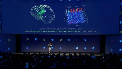 Comment Facebook veut se connecter à nos neurones