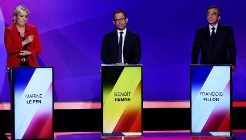 Attaque des Champs-Élysées : Certains candidats suspendent leur campagne