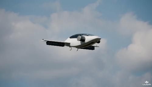 Ce drôle d'avion annonce (peut-être) l'ère des taxis volants