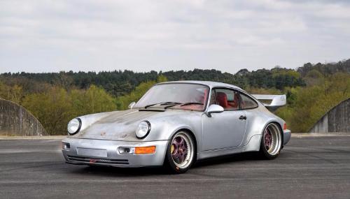 Une Porsche 911 Carrera RSR 3.8 sortie de l'oubli