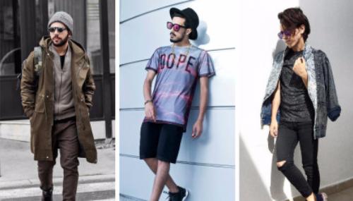 Mode masculine: Rencontre avec quatre