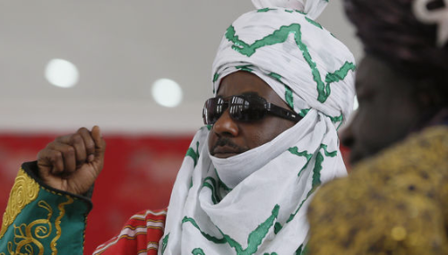 L'émir de Kano visé par une enquête parlementaire pour détournement de fonds