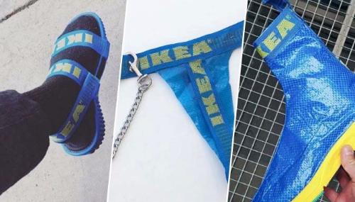 27352011fd Les fans d'Ikea ont trouvé plus WTF que le nouveau sac Balenciaga !