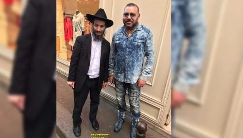 La communauté juive de Paris salue le roi Mohammed VI [PHOTO]