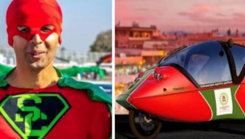 Supercop représentera le Maroc pour le plus grand rallye de voitures électriques du monde