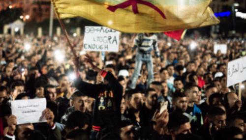 Al Hoceima : Une marche pour dénoncer les déclarations du gouvernement