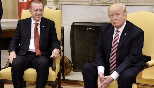La Turquie demande le départ de l'émissaire américain auprès de la coalition internationale en Syrie