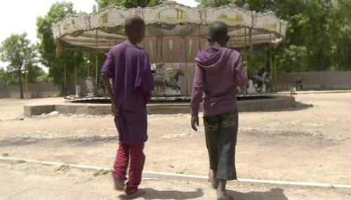 Les enfants, victimes oubliées du conflit de Boko Haram