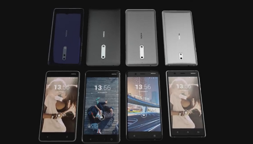 Des images des prochains smartphones Nokia publiées... par erreur