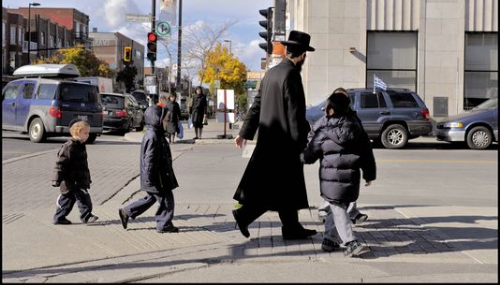 Au Québec, d'anciens juifs ultra-orthodoxes se battent pour le droit à l'éducation