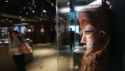 À Paris, le musée Dapper d'art africain a fermé, faute de financement