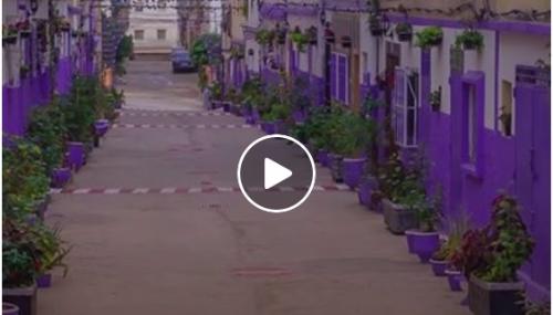 Tanger : Quand la société civile remet de la couleur dans la ville [Vidéo]