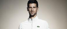 Novak Djokovic nouvel ambassadeur Lacoste