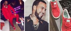 French Montana dévoile ses baskets Puma aux couleurs du Maroc et parle de ramadan avec Vin Diesel
