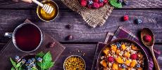 Ramadan: Six adresses pour un ftour healthy