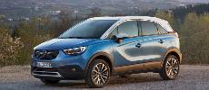 Opel CrosslandX, le cousinage plus que la fraternité
