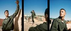 La campagne de la marque du rappeur Skepta photographiée au Maroc