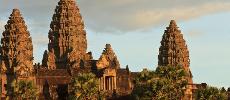 Le plus beau monument du monde en 2017 se trouve au Cambodge