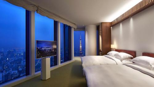 L'hôtel Andaz Tokyo, un luxe dans l'air du temps