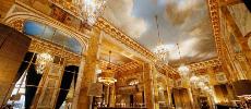 Le palace parisien Le Crillon rouvre ses portes après quatre ans de travaux