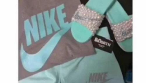 Les internautes se déchirent sur la couleur d'un ensemble Nike