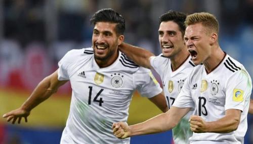 Classement FIFA : l'Allemagne prend la t