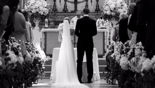 Selon une étude, le mariage ferait grossir les hommes...
