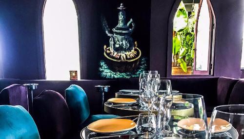 Le Jannah, nouveau haut lieu de la gastronomie et de la fête casablancaise