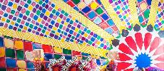 On a trouvé le riad le plus coloré du Maroc !