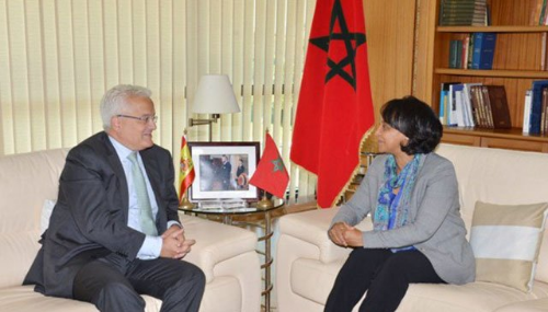 Le secrétaire d'Etat espagnol aux Affaires étrangères, en visite au Maroc