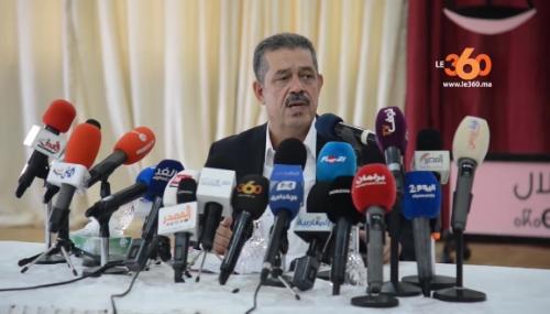 Suicide politique: l'ultime baroud d'honneur de Hamid Chabat  Vidéo]