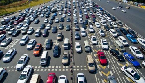 La Chine vers l'interdiction des voitures à essence