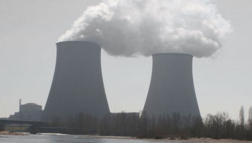 Une centrale nucléaire du Cher placée sous surveillance renforcée