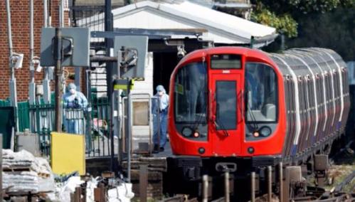 Londres : 22 blessés lors d'une attaque dans le métro