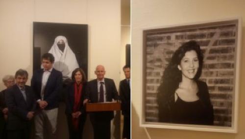 Une mairie parisienne rend hommage à Leïla Alaoui