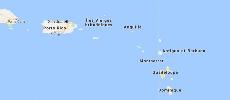Quelles sont ces îles frappées par l'ouragan Maria ?
