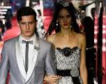 Mode: Gad Elmaleh fier de son fils Noé, mannequin professionnel