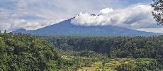 Bali :Ll'activité sismique augmente, 57.000 personnes évacuées