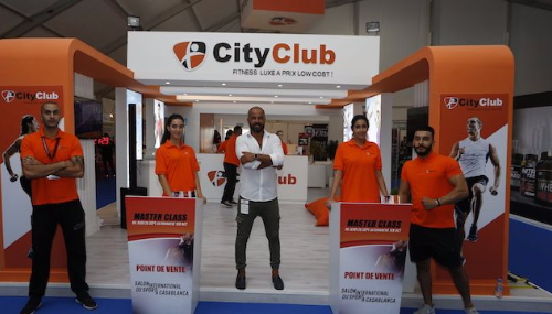 Salon International du Sport et des Loisirs : Forte présence pour City Club