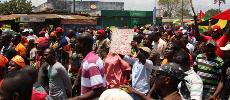 Nouvelle journée de manifestations au Togo: des milliers de personnes dans les rues