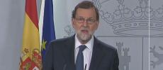 Catalogne: Rajoy demande des clarifications sur la déclaration d'indépendance