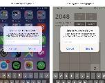 iOS : Vous pourriez donner votre mot de passe à un hacker sans le savoir